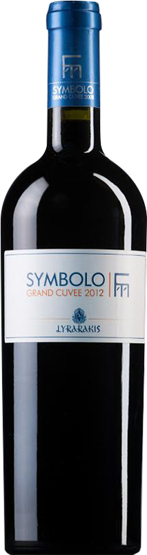 bottle of Symbolo 2012